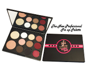 The Professional Pin-up Palette