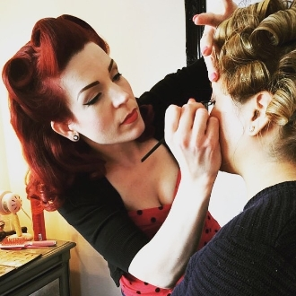 Makeup Appointment Deposit for On-Site Makeup Applications